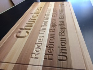 www.augustasigncompany.com-Five Advantages of Carved Cedar Signs