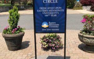Why I Like Making Signs for Eastern Mennonite University