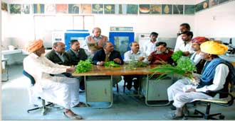 auk plant health clinic Achievements and Services of Agriculture University, Kota