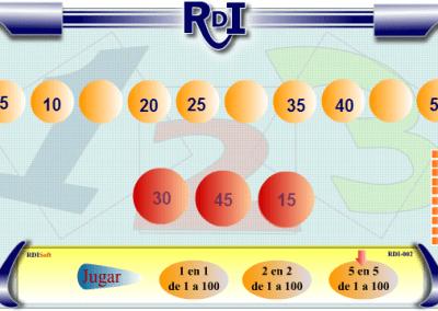 Secuencias Numéricas (1)