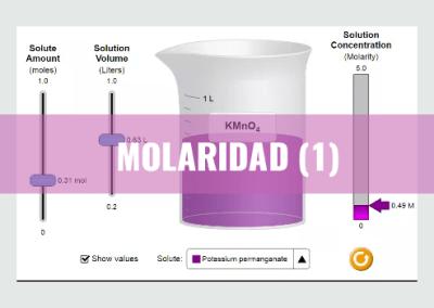 Molaridad (1)