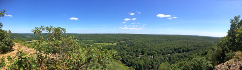 bluff head panorama, click to embiggen