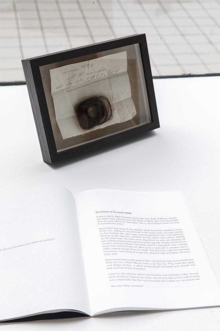 In Search of my Curls, Gerrit Rietveld Academie, 2020