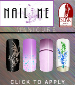 Nail Me Subscriber Gift Merandas Favorites Set HUD