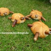 Nürnberger Bratwurst Schildkröten