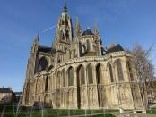 Die Kathedrale von Bayeux