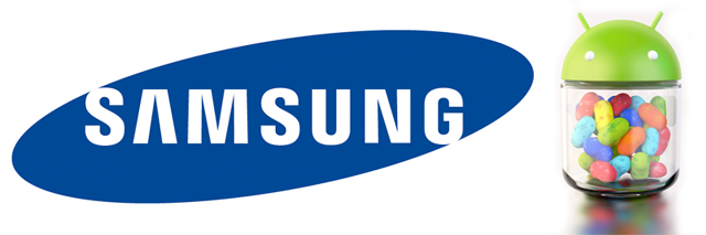 Samsung Jelly Bean