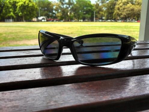 Sunglasses HDR