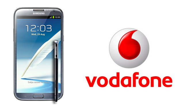 Vodafone - Note II