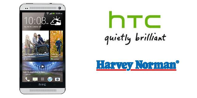 HTC One Harvey Norman