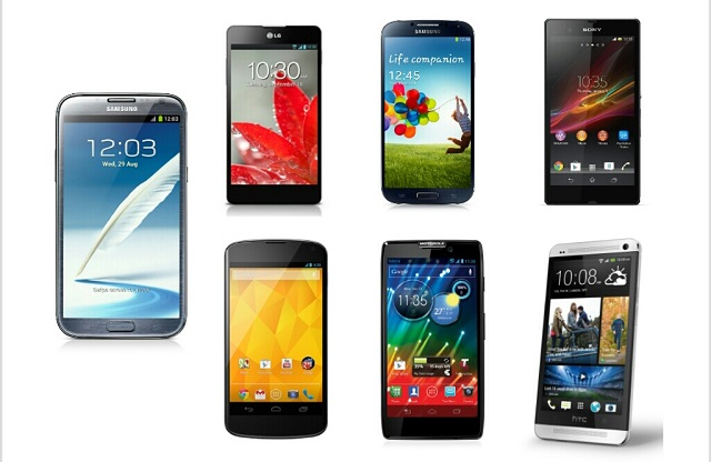 Flagship Phones