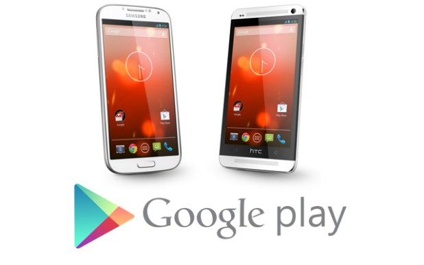 HTC One and Galaxy S4 Google Edition