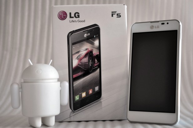 LG Optimus F5(P875) — Review