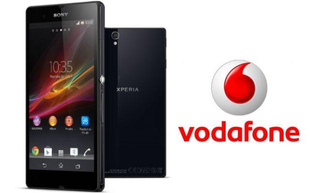 Xperia Z Vodafone