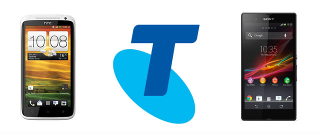 4.2.2 - Telstra One XL and Xperia Z