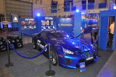 PSVita and GT6 Car