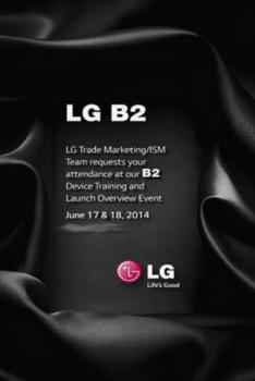 LG B2