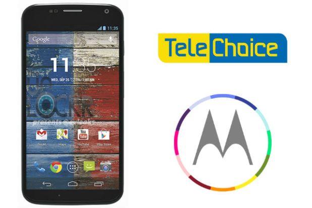 Moto X Telechoice