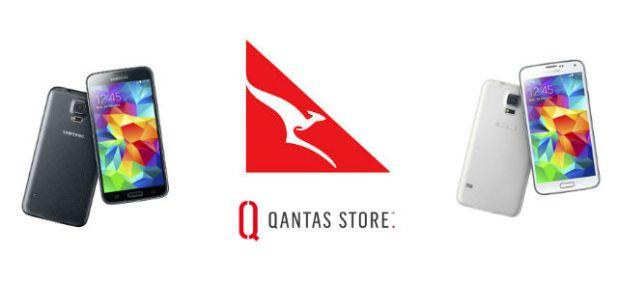 Qantas Store GS5