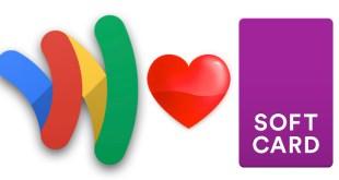 Google Wallet -Heart- Softcard