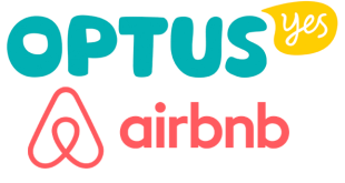 Optus - Airbnb