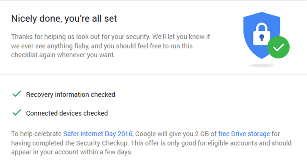 How to score 2GB of free Google Drive storage today