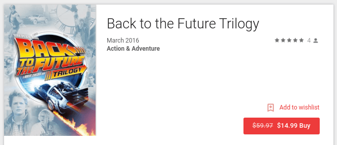 play back to the future