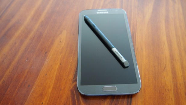 Samsung Galaxy Note II — Review