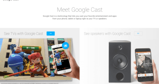 Google announces Chromecast app will now be Google Cast; updates website