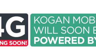 It looks like the Kogan 4G switch-over is now happening
