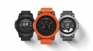 The Mission Android Wear watch from Nixon will be coming to Australia