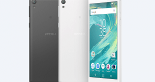 Sony's Xperia E5 launches officially in classic black and white