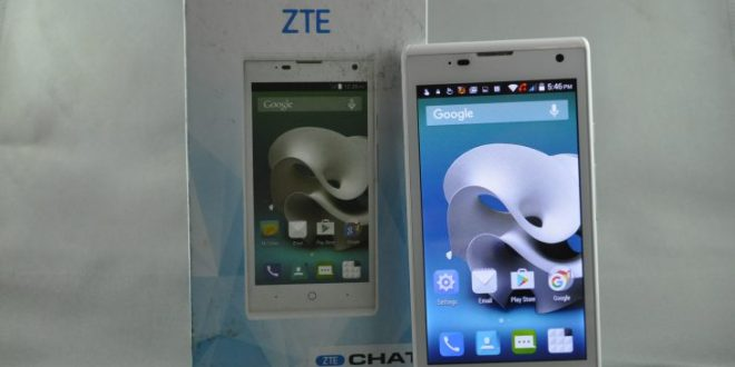 ZTE Chat 3G — Australian Review