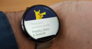 PokeDetector helps you play Pokemon Go and maintain awareness