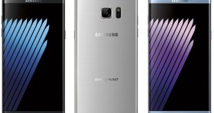 Samsung Galaxy Note 7, in pictures