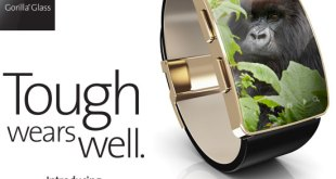 Corning announces Gorilla Glass SR+ for wearables