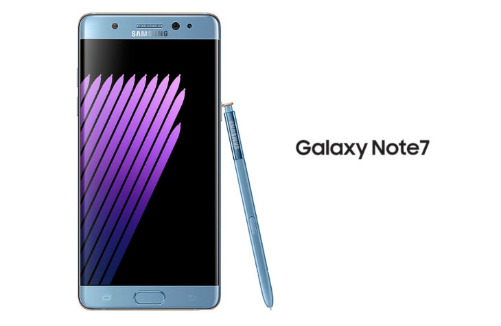 Galaxy Note 7: Smart enough and full of features
