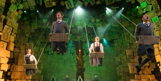 Matilda the Musical confirmed for Sydney premiere