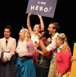 Bye Bye Birdie a hit: inside Squabbalogic's Mystery Musical!