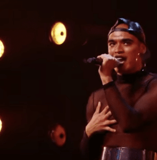 Australia's Seann Miley Moore wows judges on X Factor UK
