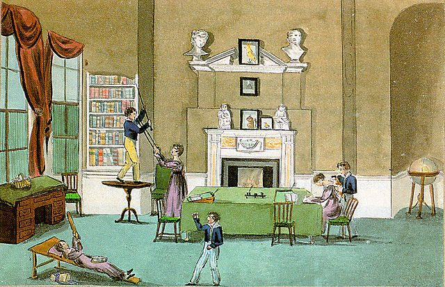 Children-Schoolroom-ca-1820