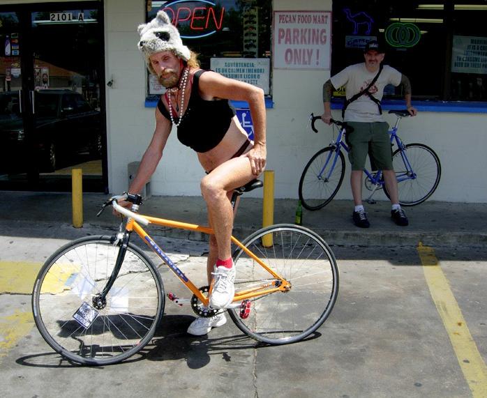 leslie cochran skip homeless crossdressing bike