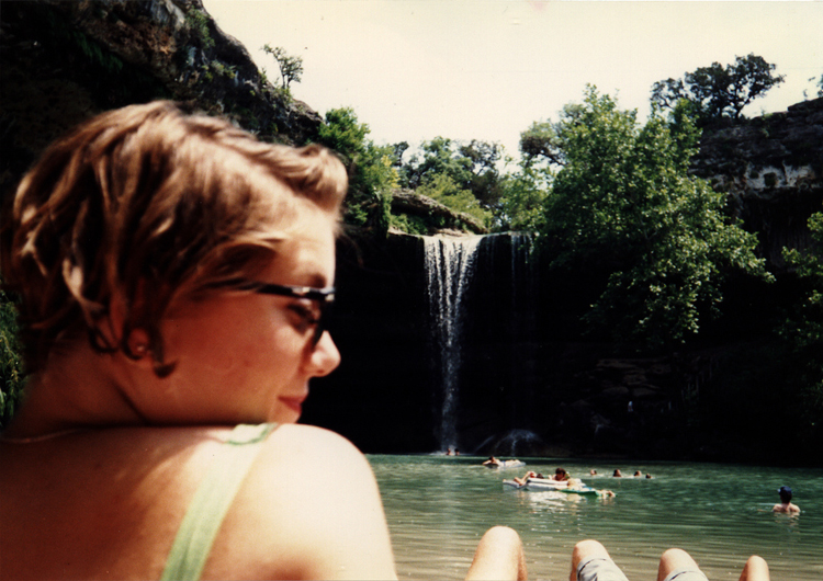 hamilton pool swimming hole natural dripping springs waterfall pool