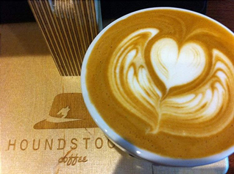 Photo: Courtesy, Houndstooth Coffee on Facebook.