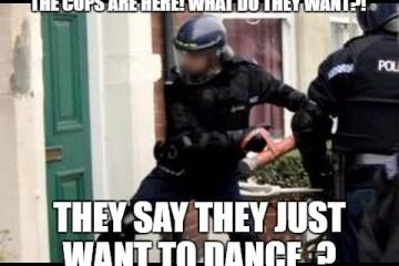 Cops Meme