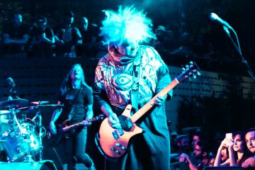 The Melvins perform in Austin, Texas. Photo: Cody Cowan.