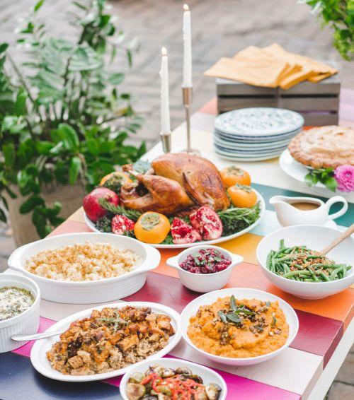 Medium Of Order Thanksgiving Dinner