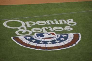 Dodgers Opening Series