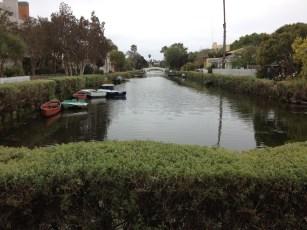 Venice Beach canal