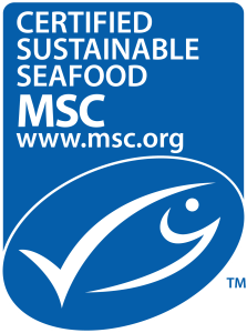 Look for the blue MSC label in store and on menu items